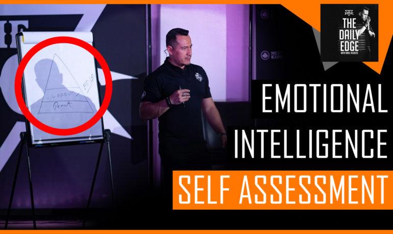 Emotional Intelligence Self Assessment