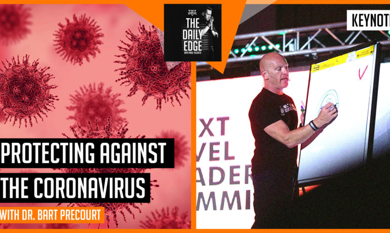 KEYNOTE   How to protect against the Coronavirus (COVID-19) with Dr. Bart Precourt