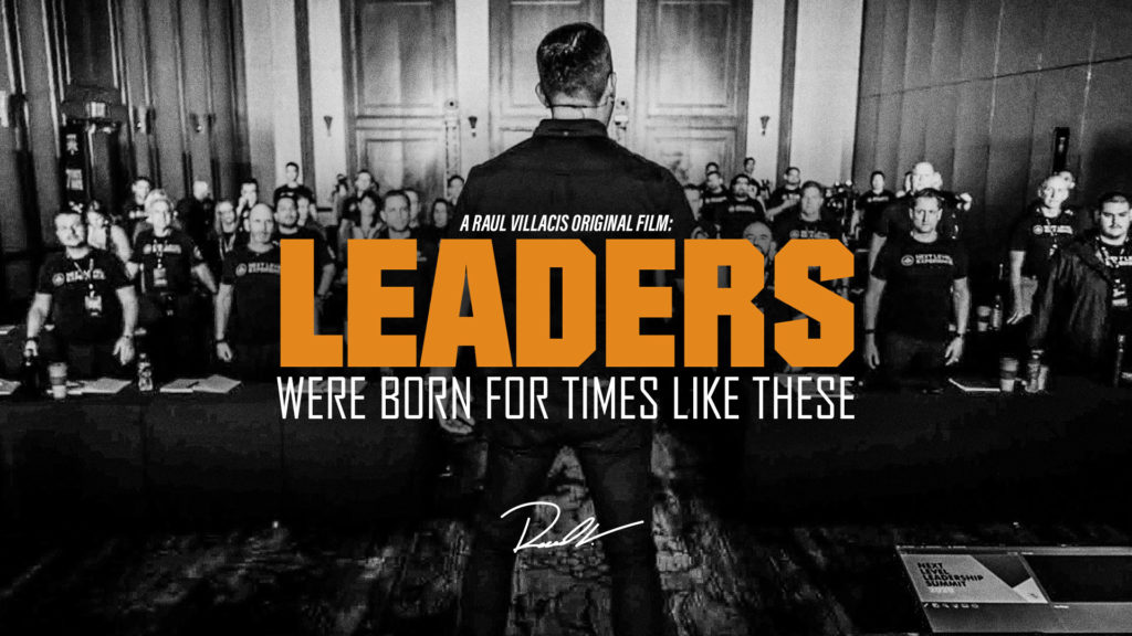 SHORT FILM: Leaders were born for times like