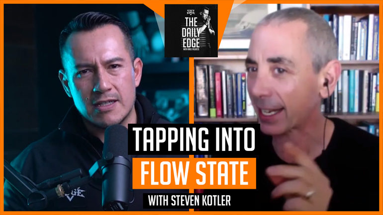 Tapping into Flow State With Steven Kotler