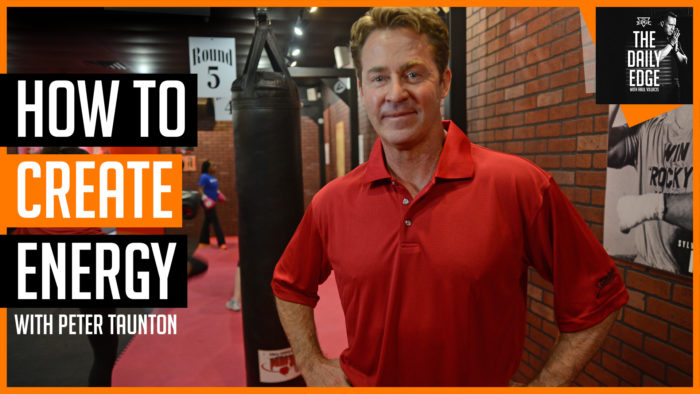 How SnapFitness Founder Peter Taunton Creates Energy