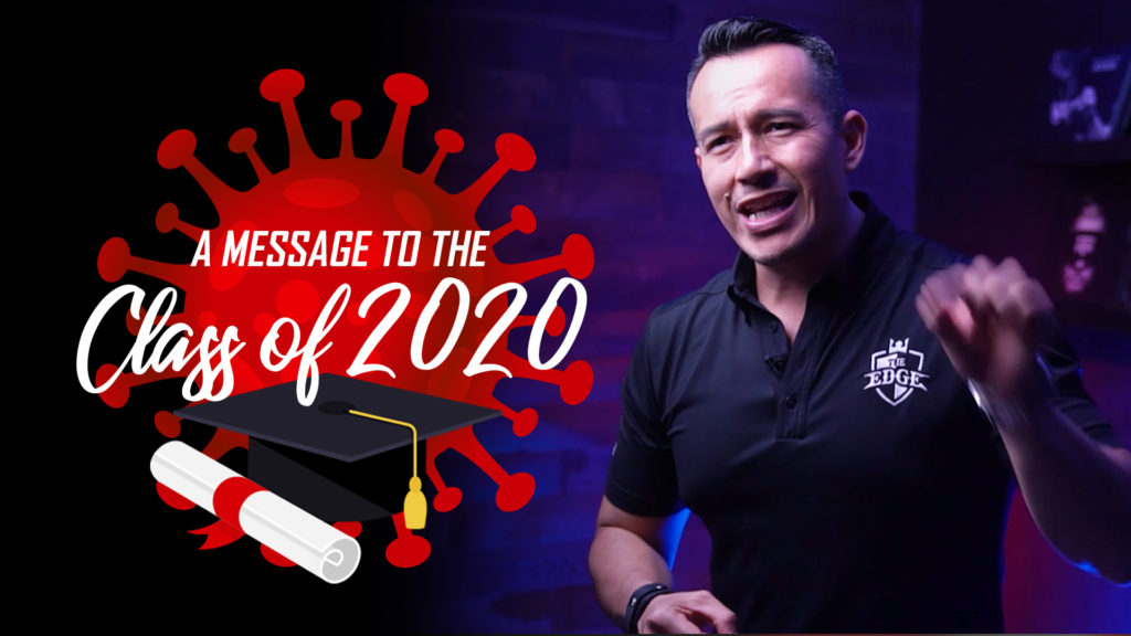 A message to all 2020 Graduates during the