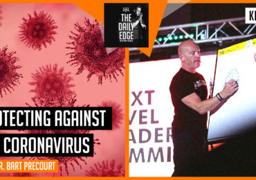 KEYNOTE | How to protect against the Coronavirus (COVID-19) with Dr. Bart Precourt