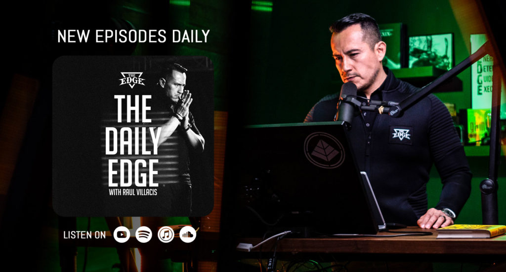 Daily EDGE #1053 – The 3c's Of Mastery