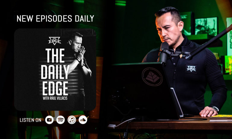 Daily EDGE #1053 - The 3c's Of Mastery