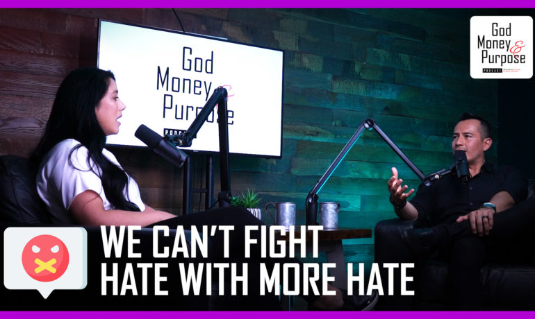 We Can't Fight Hate With More Hate
