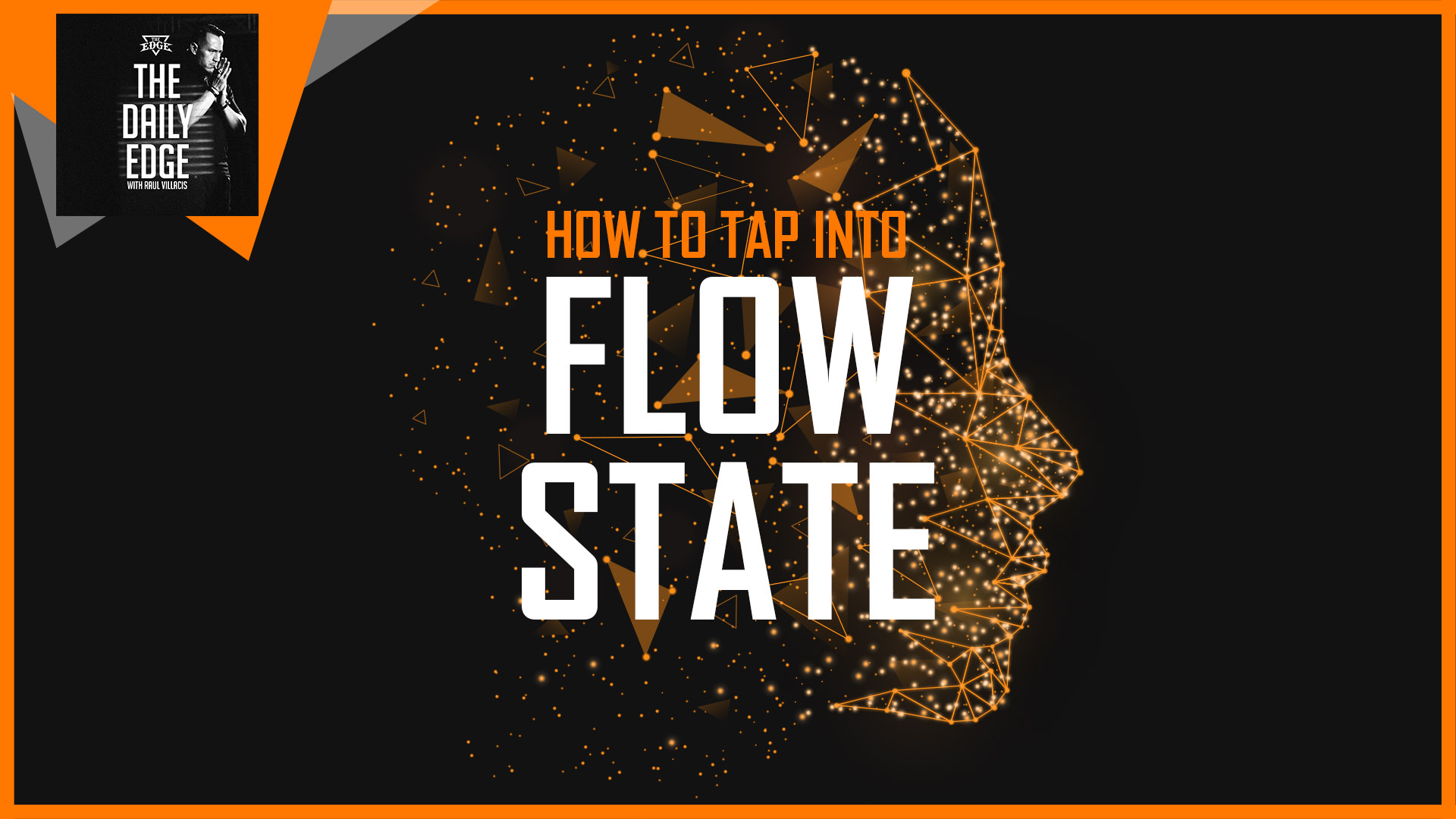 how to tap into flow