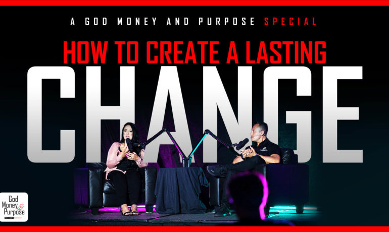How to create a lasting change in your marriage