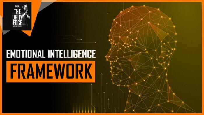 The 4 Pillars Framework of Emotional Intelligence