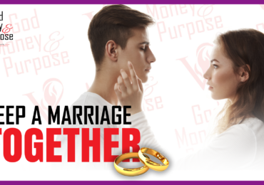 Is love enough to keep a marriage together?