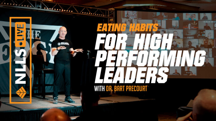 (KEYNOTE) Eating Habits for High Performing Leaders | With Doctor Bart Precourt