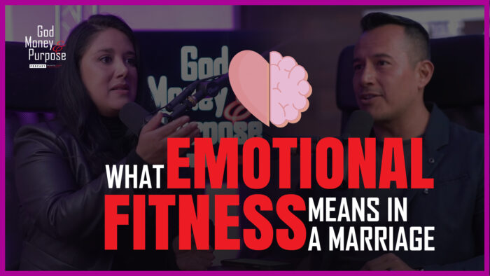 What Emotional Fitness means in Marriage (Emotional fitness VS. Emotional Intelligence for couples)