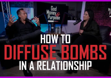 How to diffuse bombs in a relationship