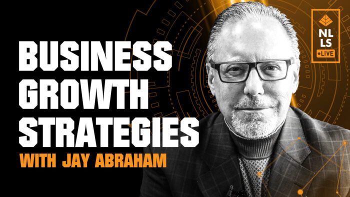 2021 Business Growth Strategies with Jay Abraham
