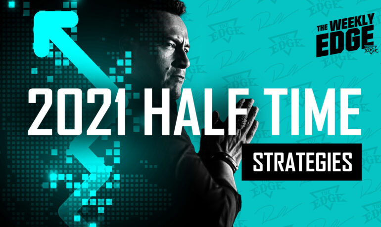 It's Halftime Game | 4 Strategies to create a Quarterly Plan